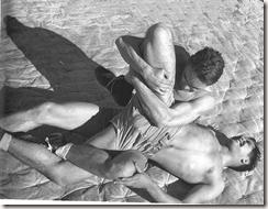 second world war soldier homosexual discharge